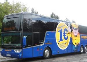 megabus lance 9 lignes nationales de bus 1 comparabus blog. Black Bedroom Furniture Sets. Home Design Ideas