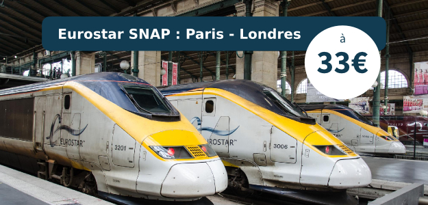 eurostar snap train pas cher paris londres 33 comparabus. Black Bedroom Furniture Sets. Home Design Ideas