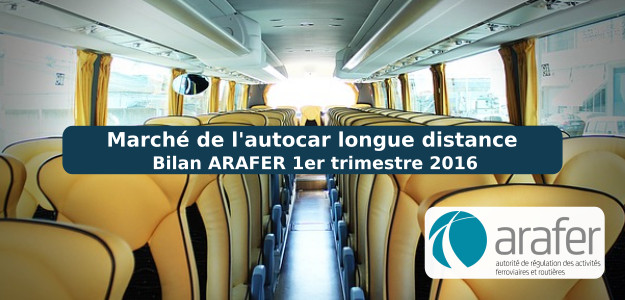 Bilan Arafer 1er trimestre 2016 autocar macron