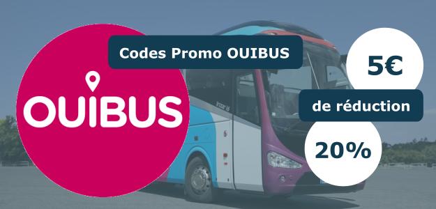 Codes promo OUIBUS