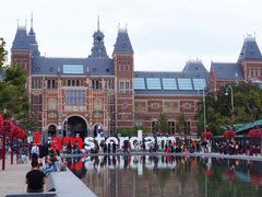 bus Amsterdam pas cher