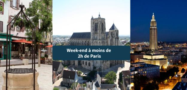 Week-end pas cher près de Paris