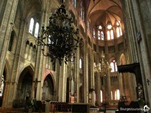 Cathédrale Saint-Etienne à Bourges