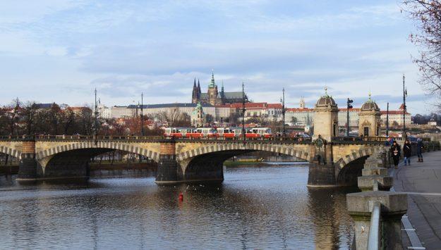 ©Château de Prague