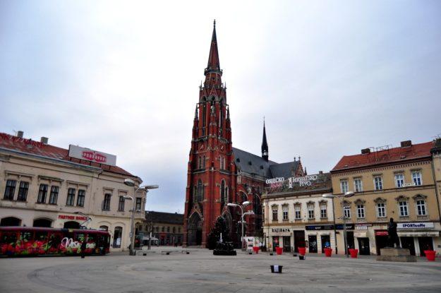 Eglise Osijek