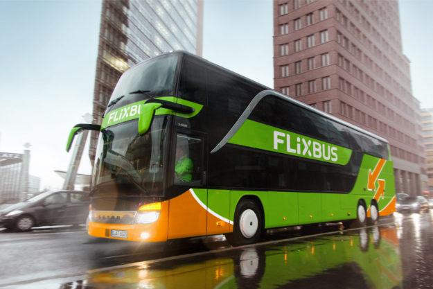 FlixBus bilan 2016 et objectifs 2017