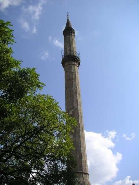 Minaret d'Eger