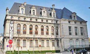 Musée beaux arts à Troyes