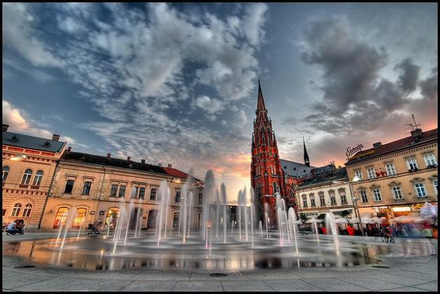 Osijek - Croatie