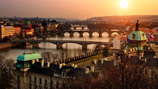 Prague : La république tchèque