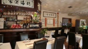 Restaurant chinois Mer de chine
