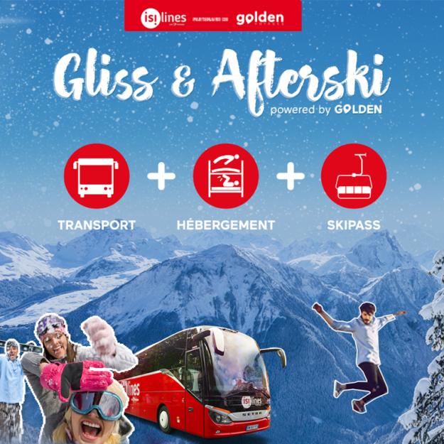 Vacances pas chère ski Isilines