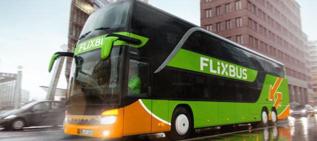 FlixBus - Bus longue distance