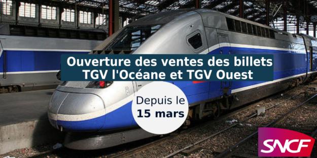 Nouveaux TGV SNCF