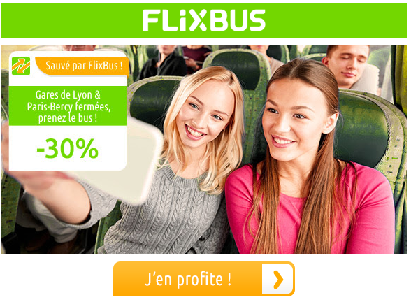 PROMO FLASH FlixBus