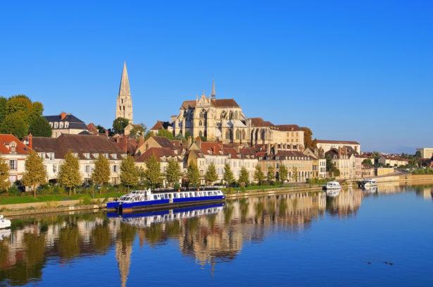 Week-end pas cher à Auxerre