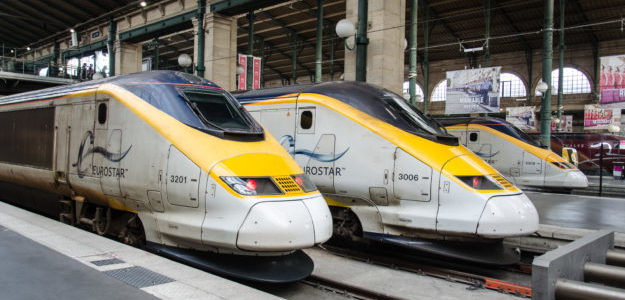 Eurostar Train London Amsterdam