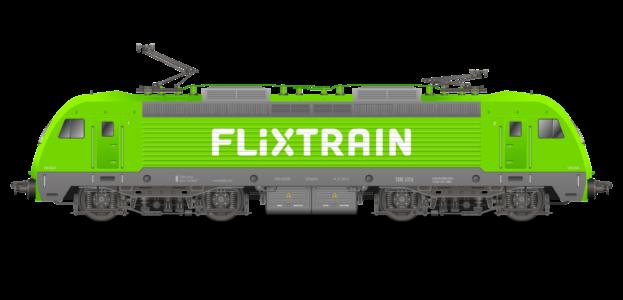 FlixTrain compagnie train pas cher