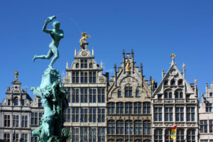 Anvers - Grand place