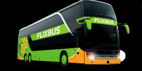 FlixBus bus company Italy