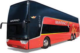 Marinobus bus company italy