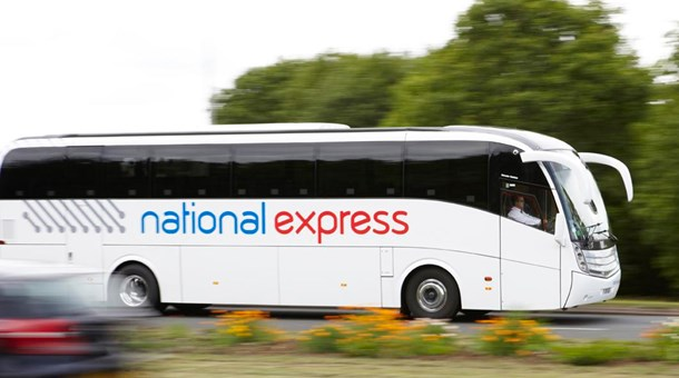 national express coach UK