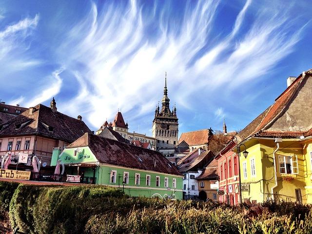 Photo of Sighisoara, Romania