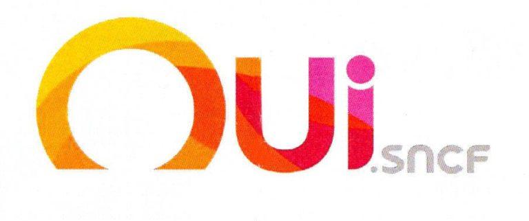 Logo de OUI.sncf, nouvelles cartes d'abonnement SNCF