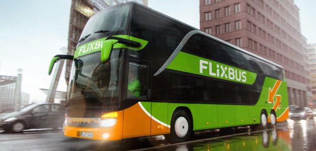 Image de bus Flixbus