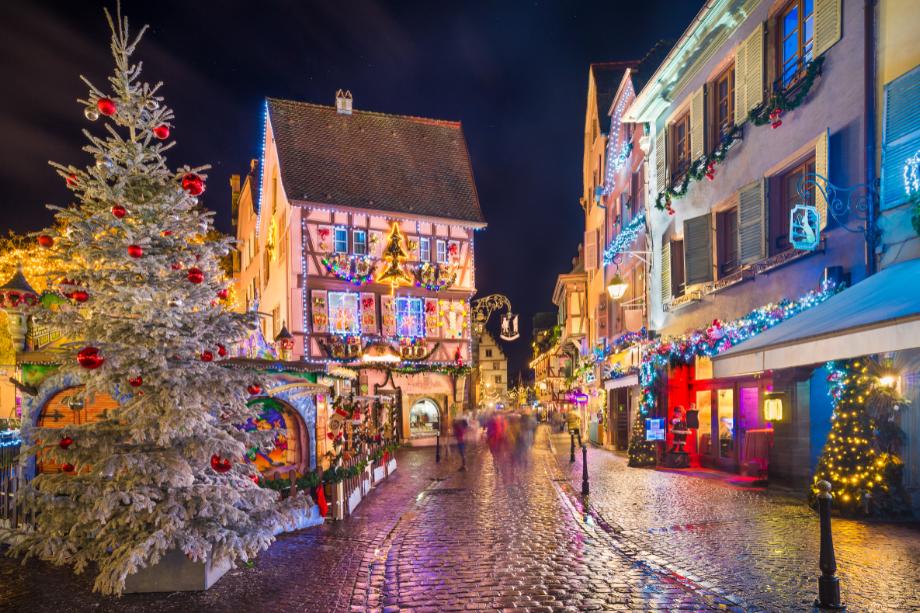Plus beaux Marchés de Noël de France